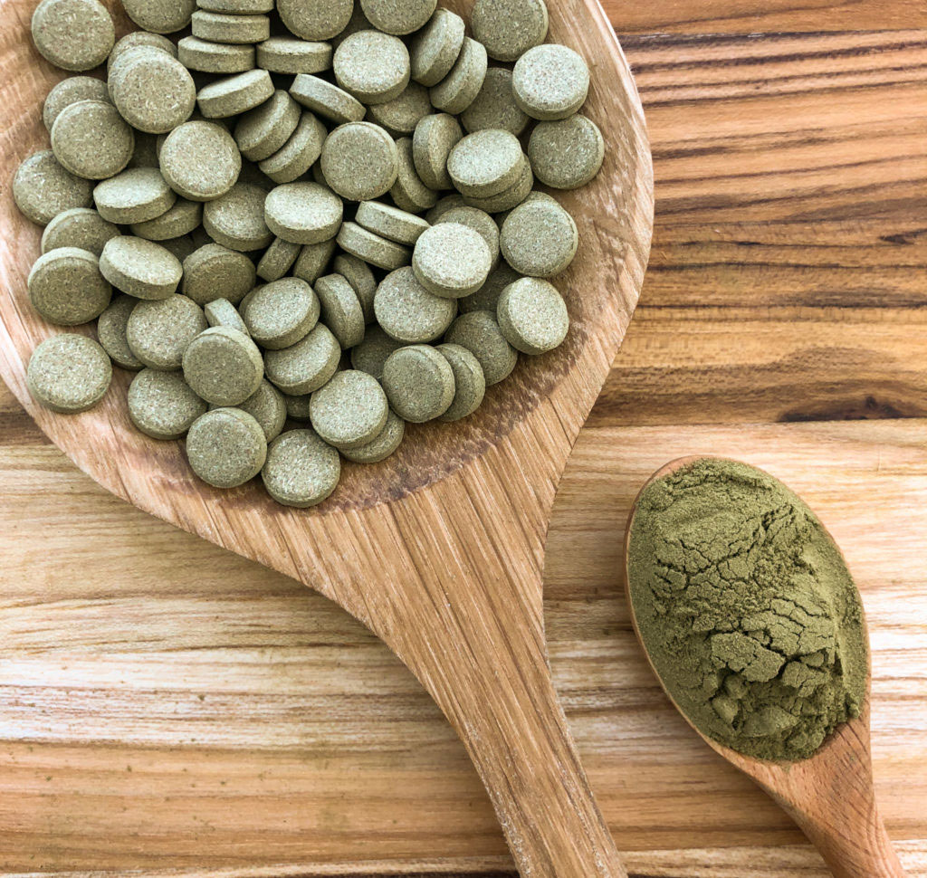 etha natural botanicals kratom capsules tablets pills powders