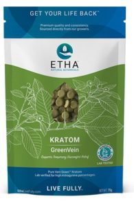 Etha Green Kratom Pure Vein