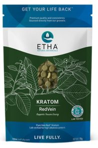 Etha Red Kratom Pure Vein