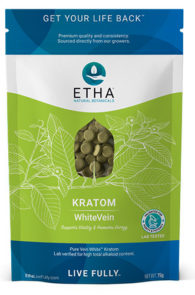 Etha White Kratom Pure Vein