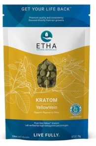 Etha Yellow Kratom Pure Vein