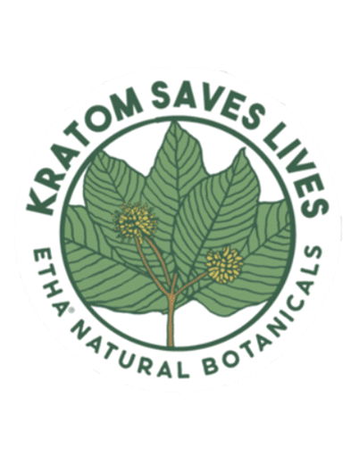 kratom saves lives etha
