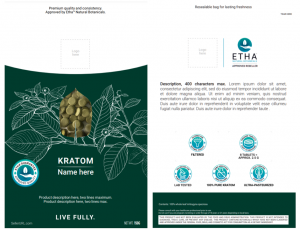 etha private white label kratom products