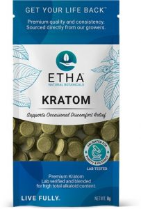 etha kratom travel packs grab n go free sample