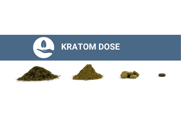 etha dosing kratom how much to use